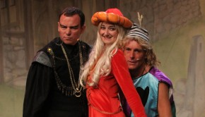 Andrew Lancel and Jonathon Morris in Sleeping Beauty