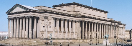 St George's Hall from Lime St