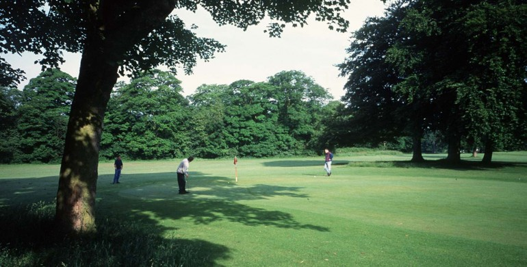 Allerton golf course