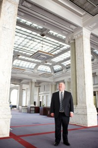 Cunard Building - Mayor of Liverpool2
