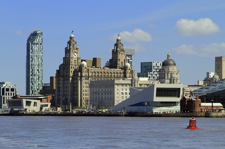 Image result for Liverpool Waterfront