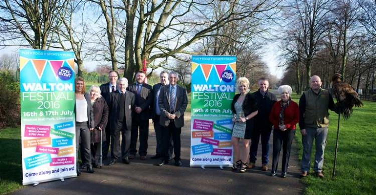 Walton Festival for Liverpool Express