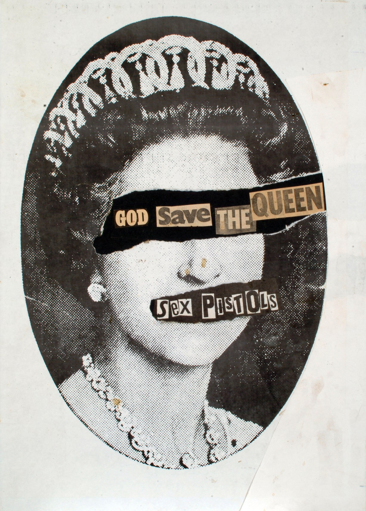 Sex pistols - god save the queen images 69