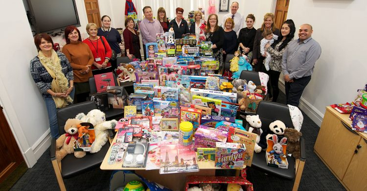 Charity Gift Appeal