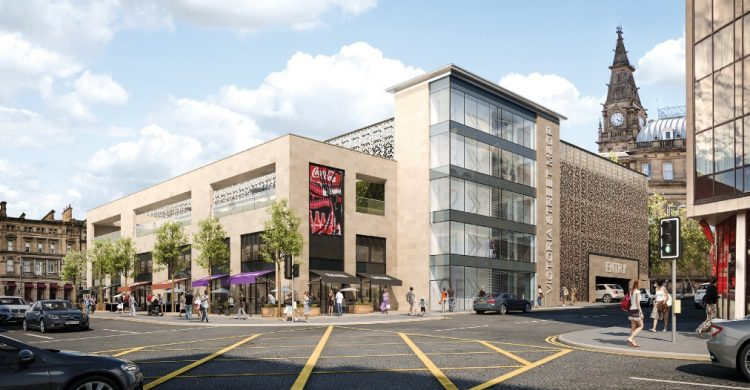 A city centre car park is to close this week to undergo a multi-million pound transformation.        Signs have gone up informing motorists that  there will be no access to the level-entry only car park on Victoria Street.    Work will begin  to create a £6.5m five floor car park providing 333...