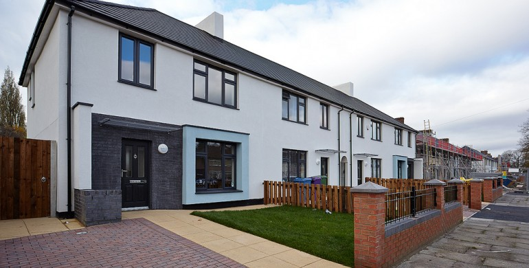 163 4m Boot Estate Homes Revamp Complete Liverpool Express