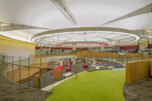 Discover Room in Central Library