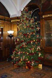 TH christmas tree