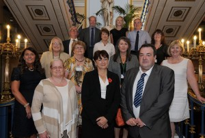 Older People's Champions at the Town Hall