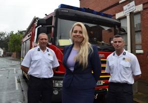 Fire safety visits 1
