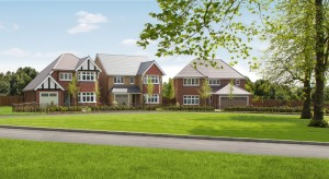 Redrow's Heritage Collection, which will be used for some schemes
