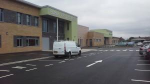 Bank View and Redbridge