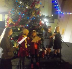 Carols in Clubmoor