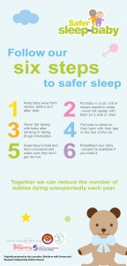 Safer Sleep poster