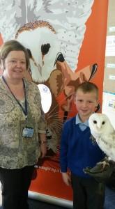 Theraputic owl