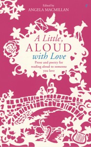 A Little Aloud with love book cover