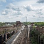 Edge Hill Station, Liverpool - Entire Station from bridge