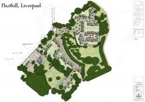 Harthill Road masterplan